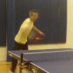 Tong Yu in Newport Beach Table Tennis Club