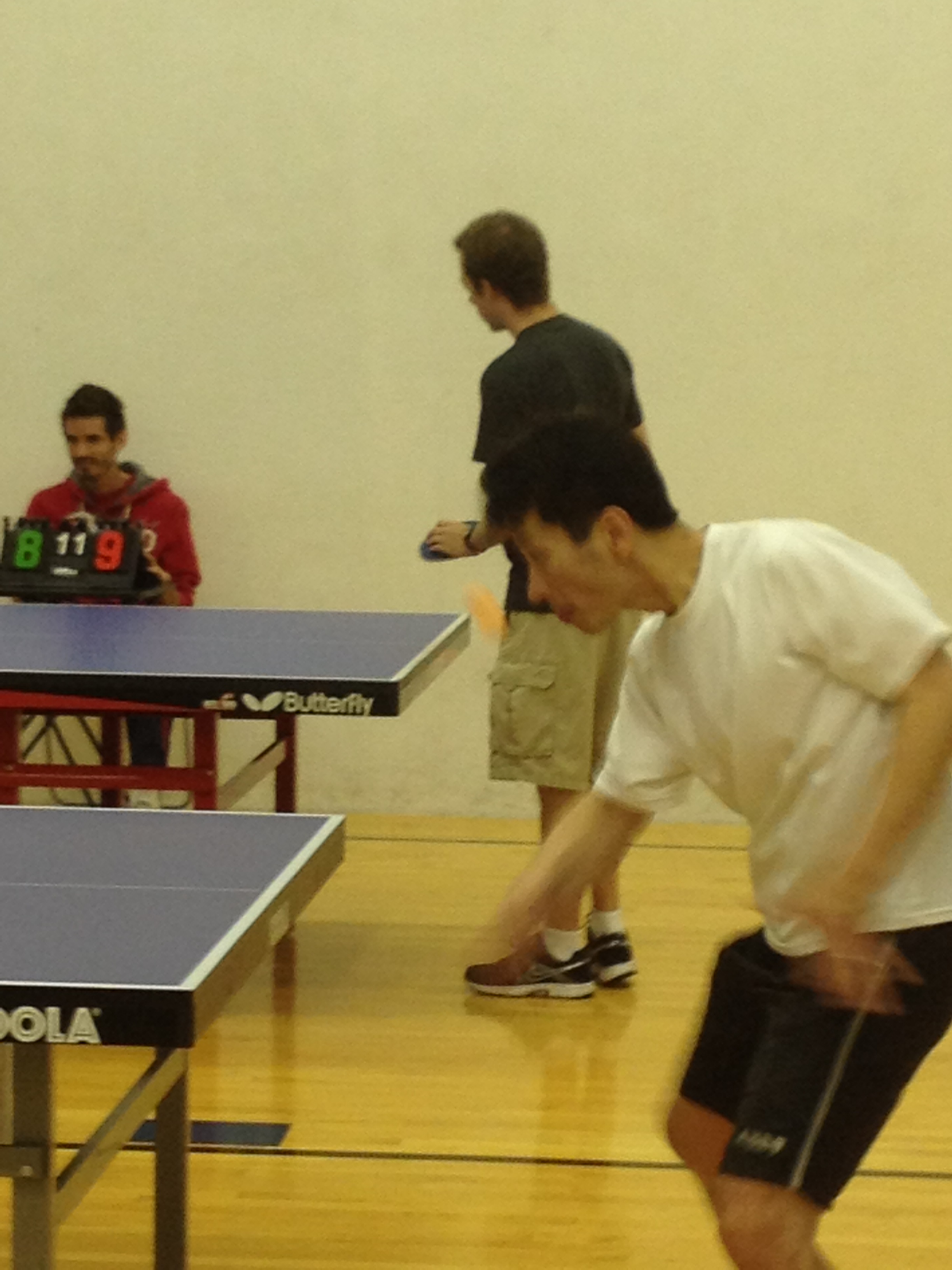 Newport beach equal challenge table tennis gallery for 10 table tennis rules