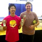 Ryan Louie Equal Challenge Champion - Newport Beach, CA