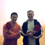 Kuei Chen and Tim Stephens