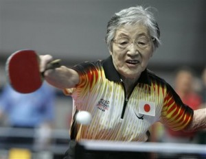 The Best Sport For Our Brain is Table Tennis
