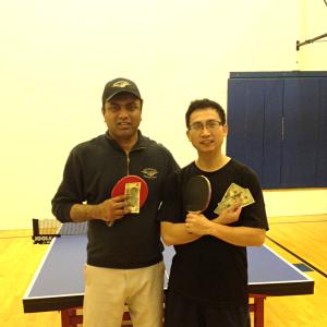 Daniel Sub and Kuei Chen, Equal Challenge Finalists