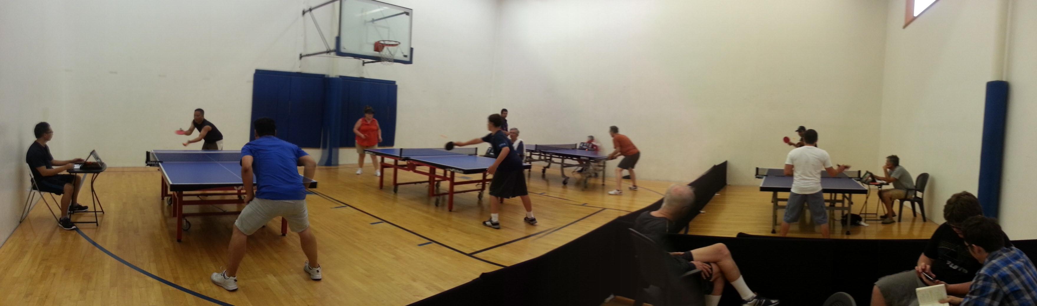 Equal Challenge Tournament in Newport Beach