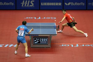 Table Tennis Footwork for begginers
