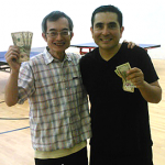 Newport Beach table tennis champion