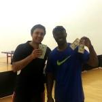 Equal Challenge Table Tennis Champion