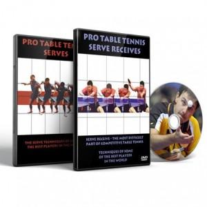 Table Tennis Serve Receives
