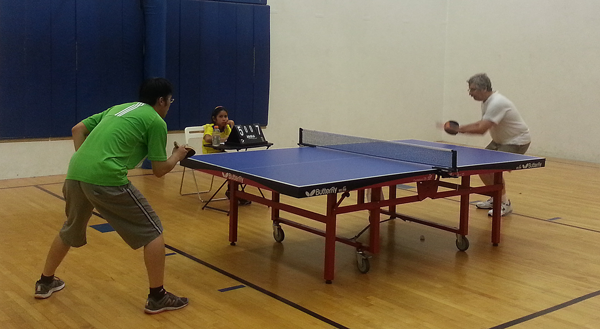 Equal Challenge Table Tennis Final