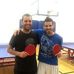 Equal Challenge Finalist in Newport Beach Table Tennis Club