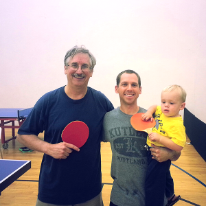 Newport Beach Table Tennis