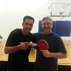 Equal Challenge Table Tennis Tournament | Newport Beach