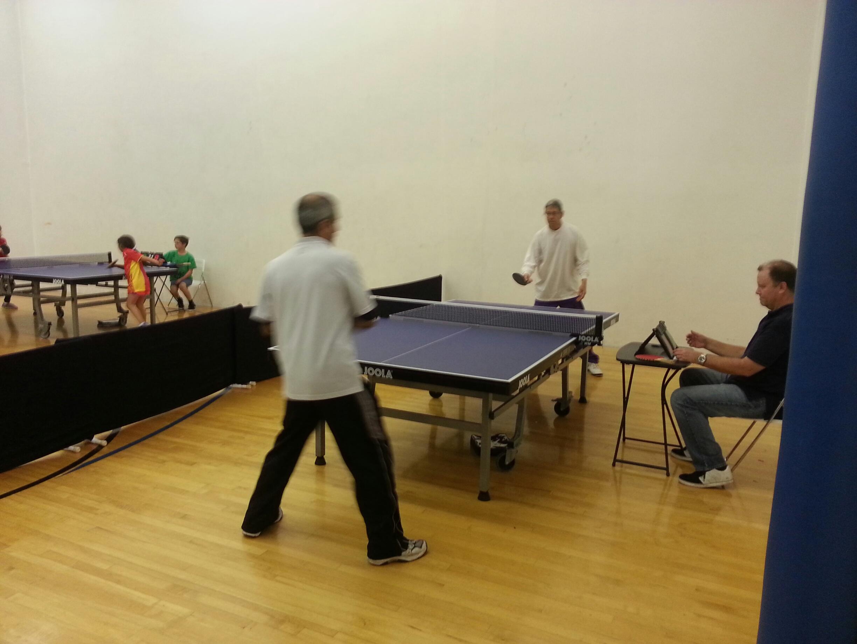 Huntington Beach Table Tennis Tournament