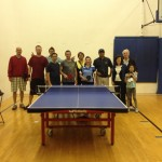 Newport Beach Table Tennis Family
