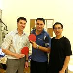 Ping Pong Newport Beach Final last Wednesday